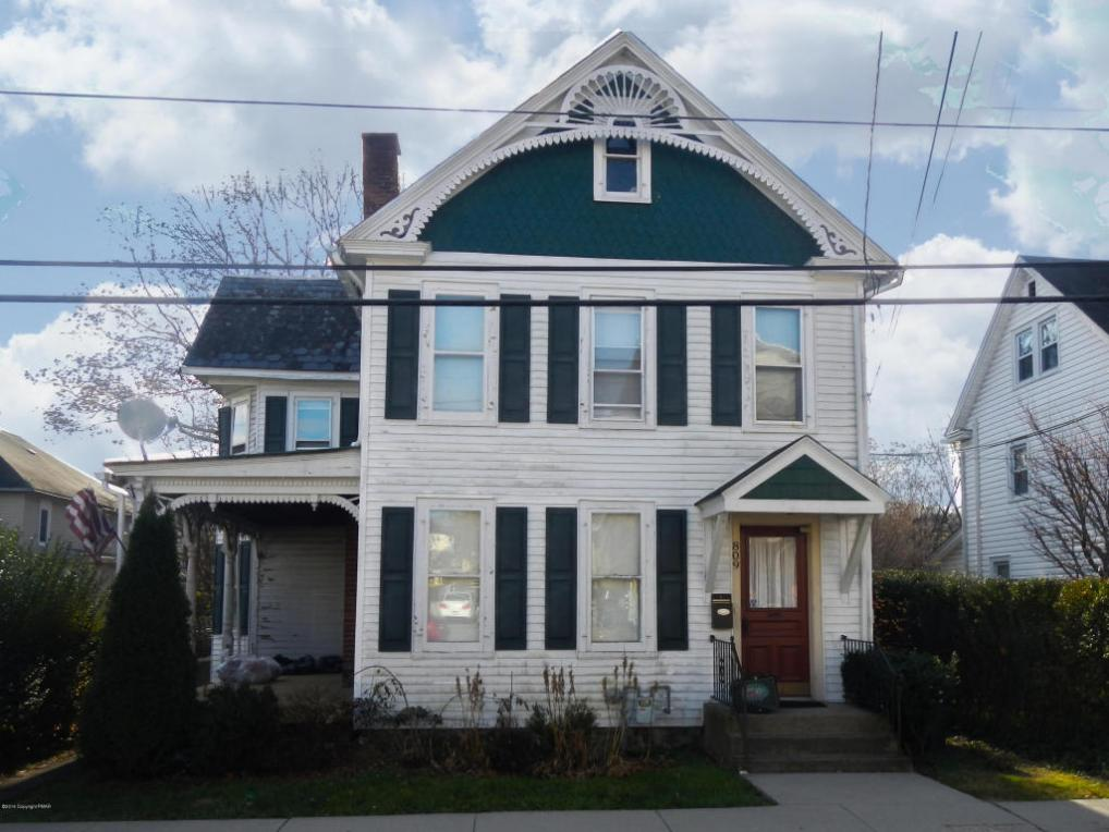 809 Ann St, Stroudsburg, PA 18360