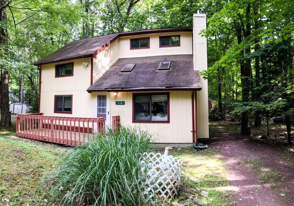 116 Ottawa Trl, Pocono Lake, PA 18347