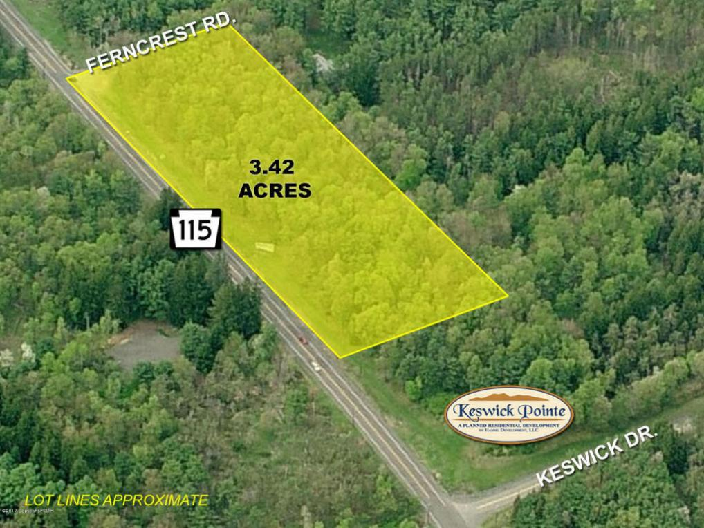 Route 115, Blakeslee, PA 18610