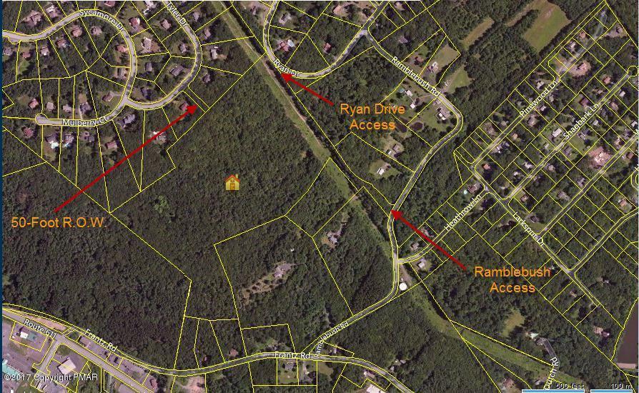 40+ Acres Off Of Frantz (t494) Rd, Stroudsburg, PA 18360