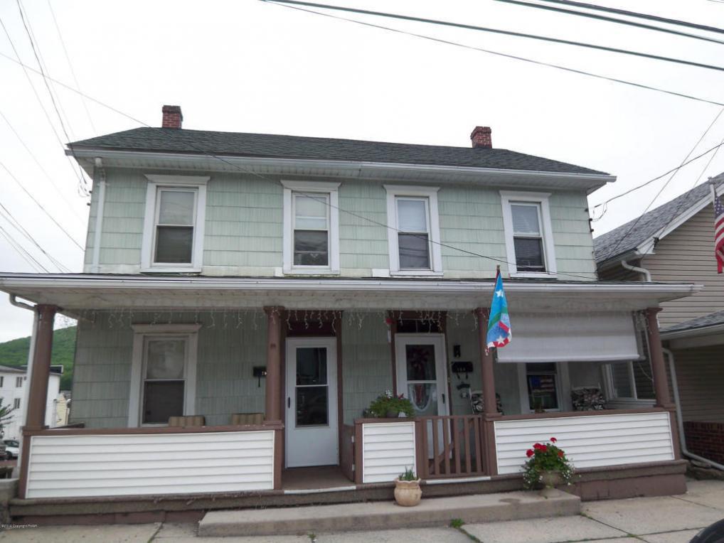 154 & 158 W Railroad St, Nesquehoning, PA 18240