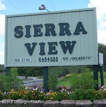 VACANT LOT IN SIERRA VIEW IN BLAKESLEE, PA CALL ARLENE OR NEAL VAN HINE 570-269-2319 TO SEE IT