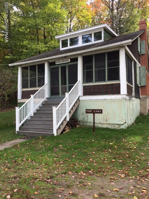 Lakefront 222 South Lake Drive, Lake Harmony, PA 18624