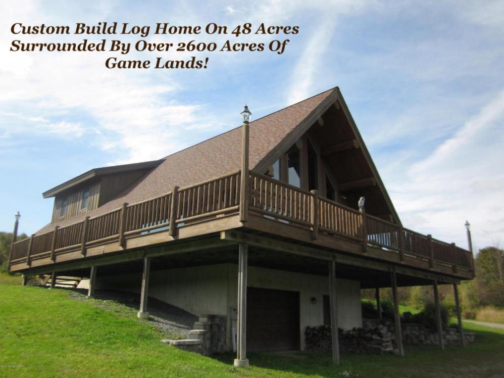 968 Upper Woods Rd, Honesdale, PA 18431