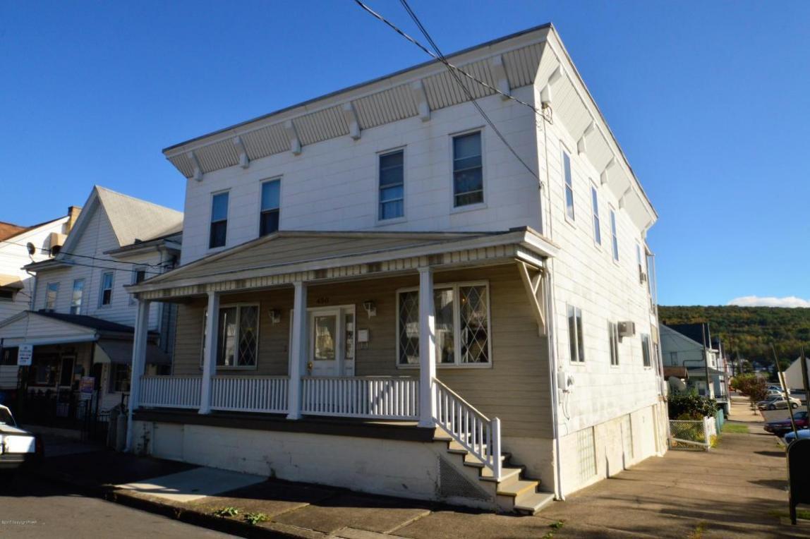 450 W Second St, Mount Carmel, PA 17851