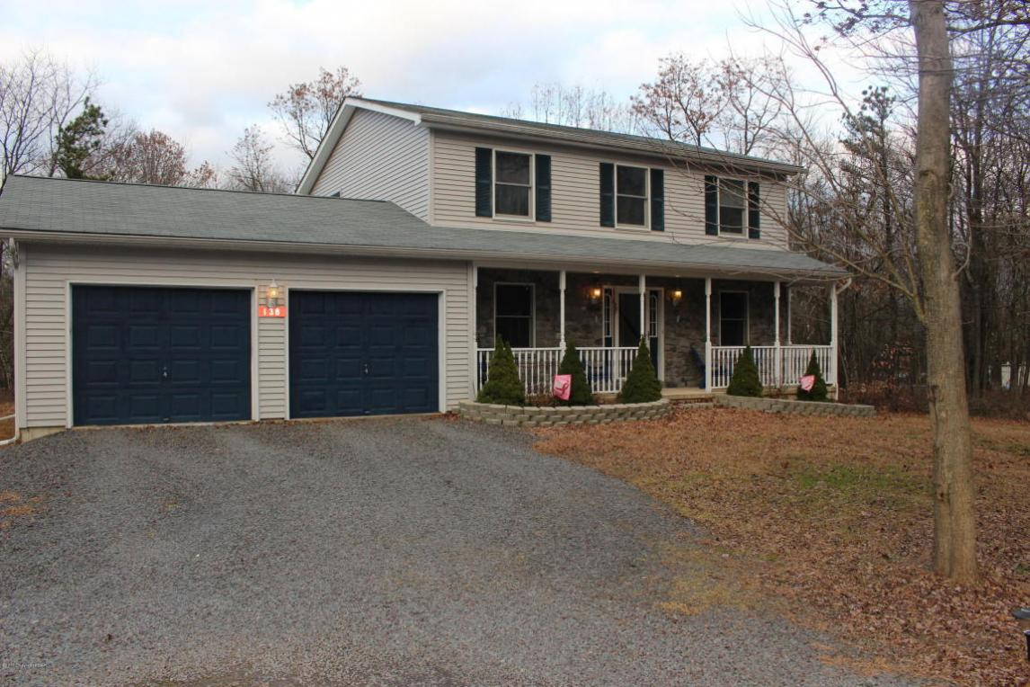 138 Old Stage Rd, Albrightsville, PA 18210