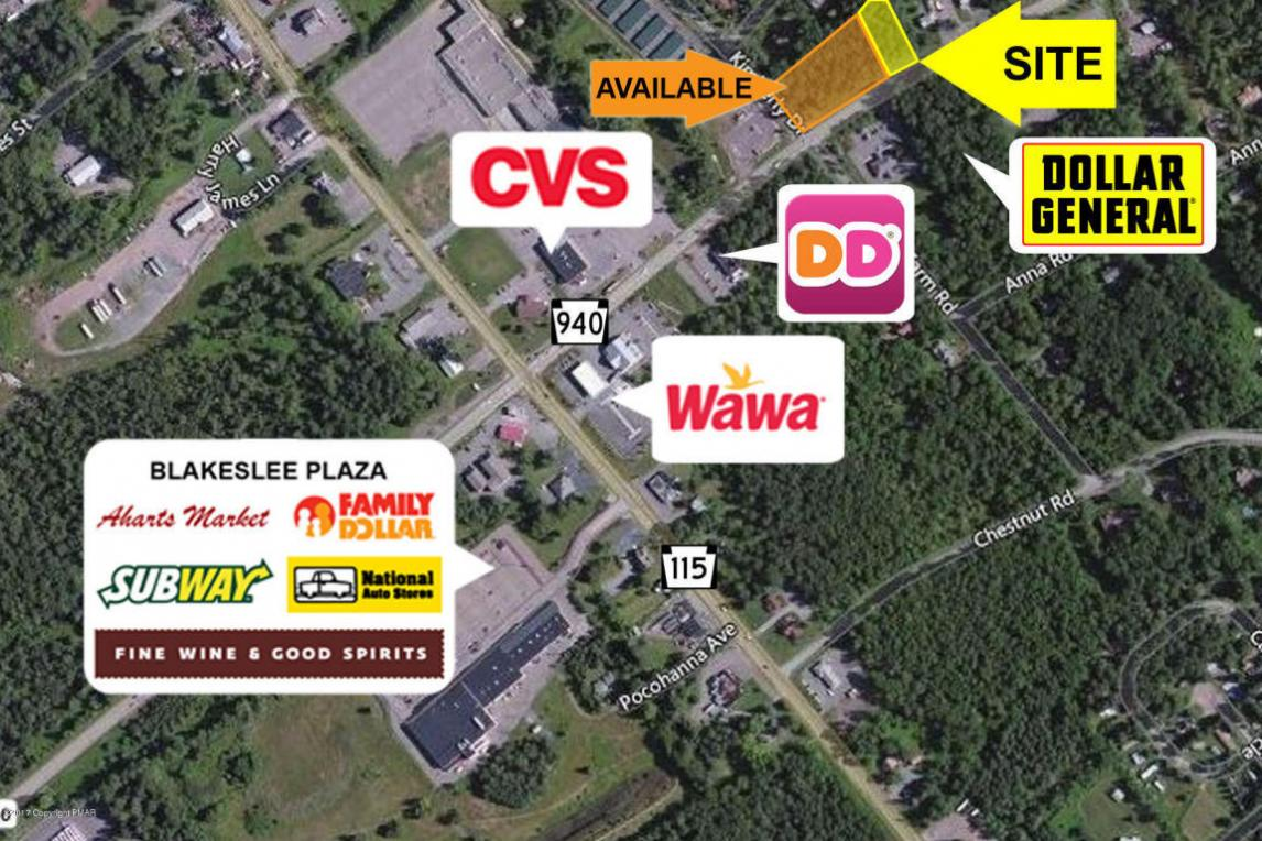 Route 940, Blakeslee, PA 18610