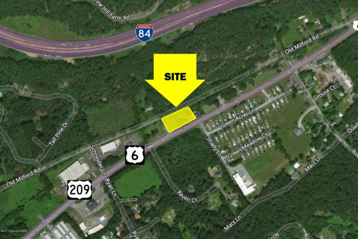 Route 6/209, Milford, PA 18337