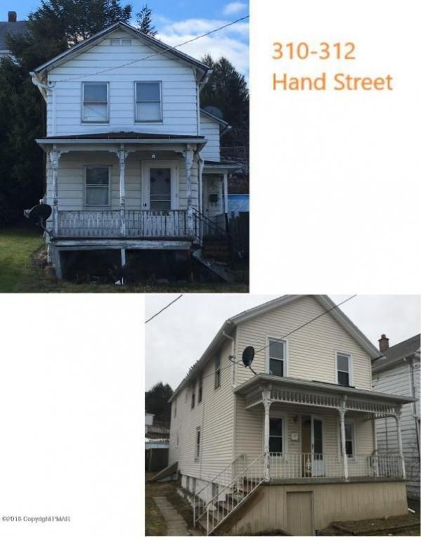 310-312 Hand Street, Olyphant, PA 18447