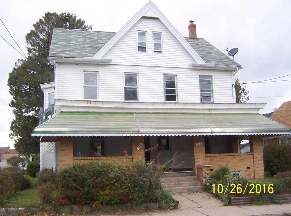 178-180 Cedar Street, Hazleton, PA 18201