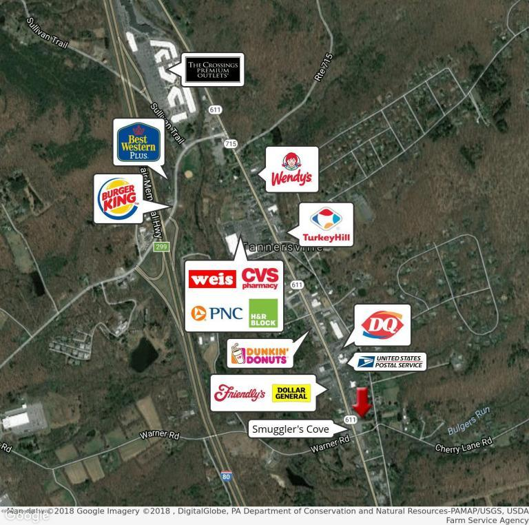 2977 Route 611, Tannersville, PA 18372