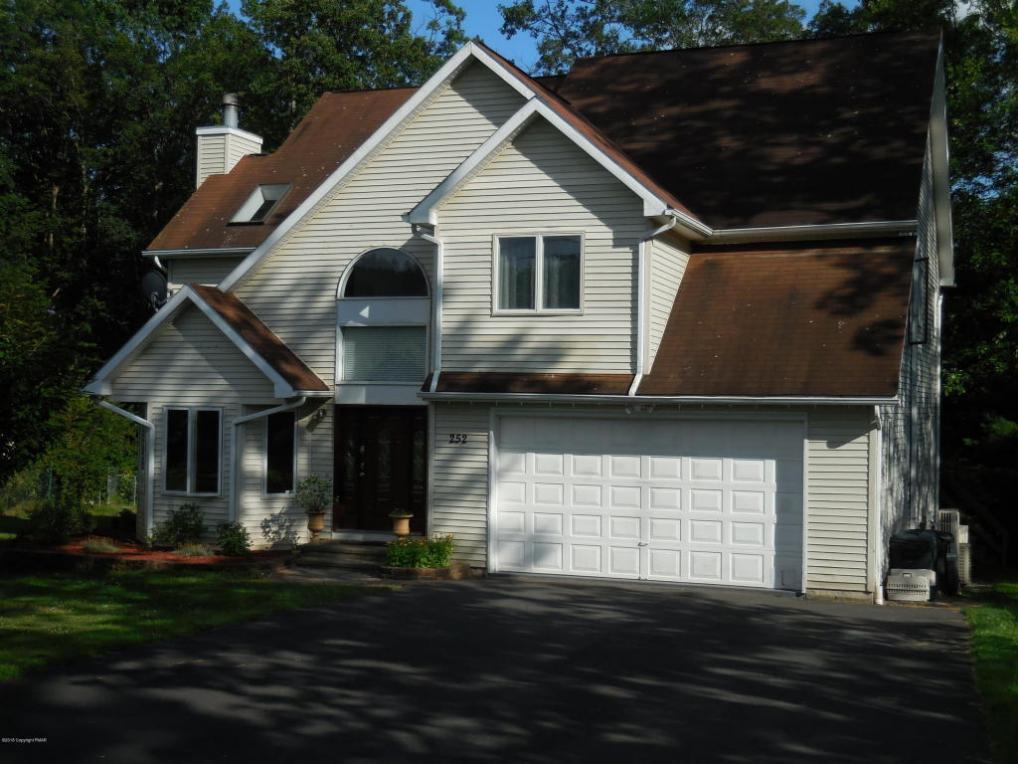 252 Mount Effort Drive, Effort, PA 18330