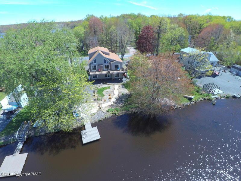 7686 Lake (lakefront) Shore, Pocono Lake, PA 18347