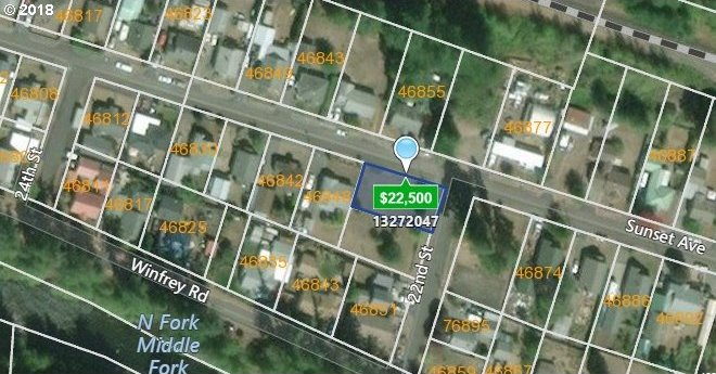 22nd St, Westfir, OR 97492