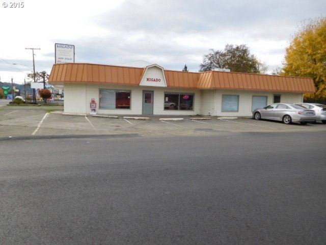 901 W Central Ave, Sutherlin, OR 97479