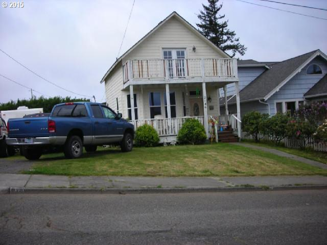 2146 Mcpherson, North Bend, OR 97459