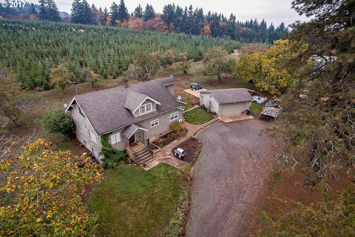 11751 SE Hood View Rd, Amity, OR 97101