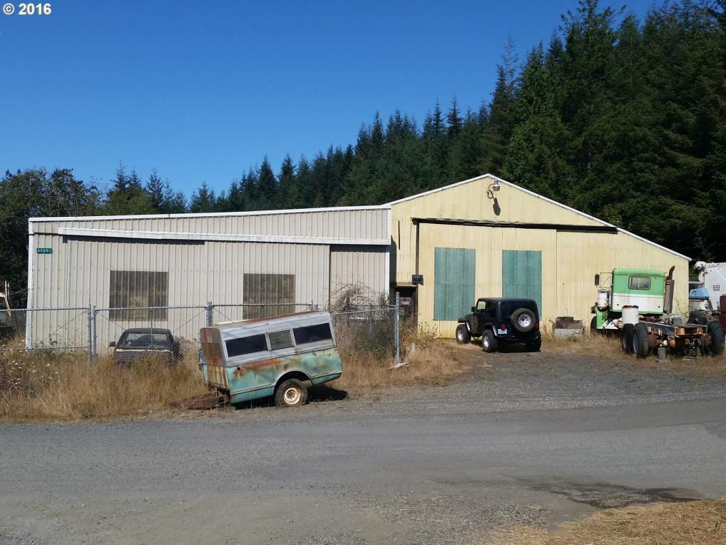 62651 Shinglehouse Rd, Coos Bay, OR 97420