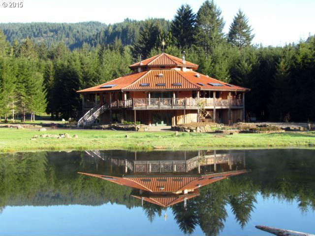18964 Little Lake Rd, Blachly, OR 97412