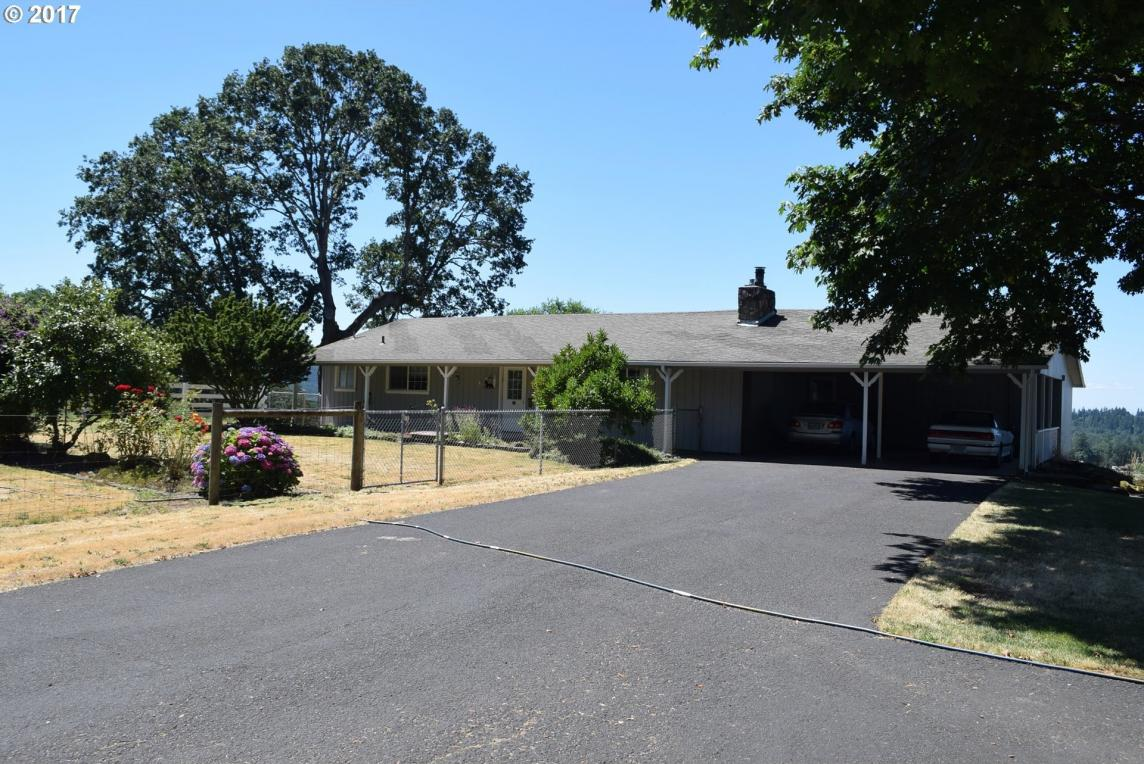 17409 S Callahan Rd, Molalla, OR 97038