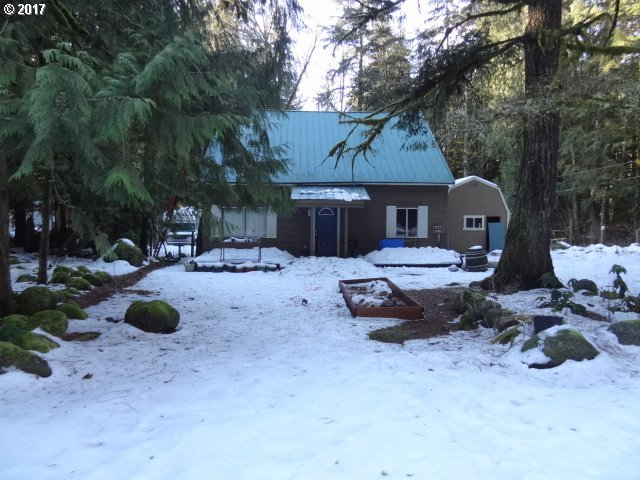 23561 E Lolo Pass Rd, Rhododendron, OR 97049