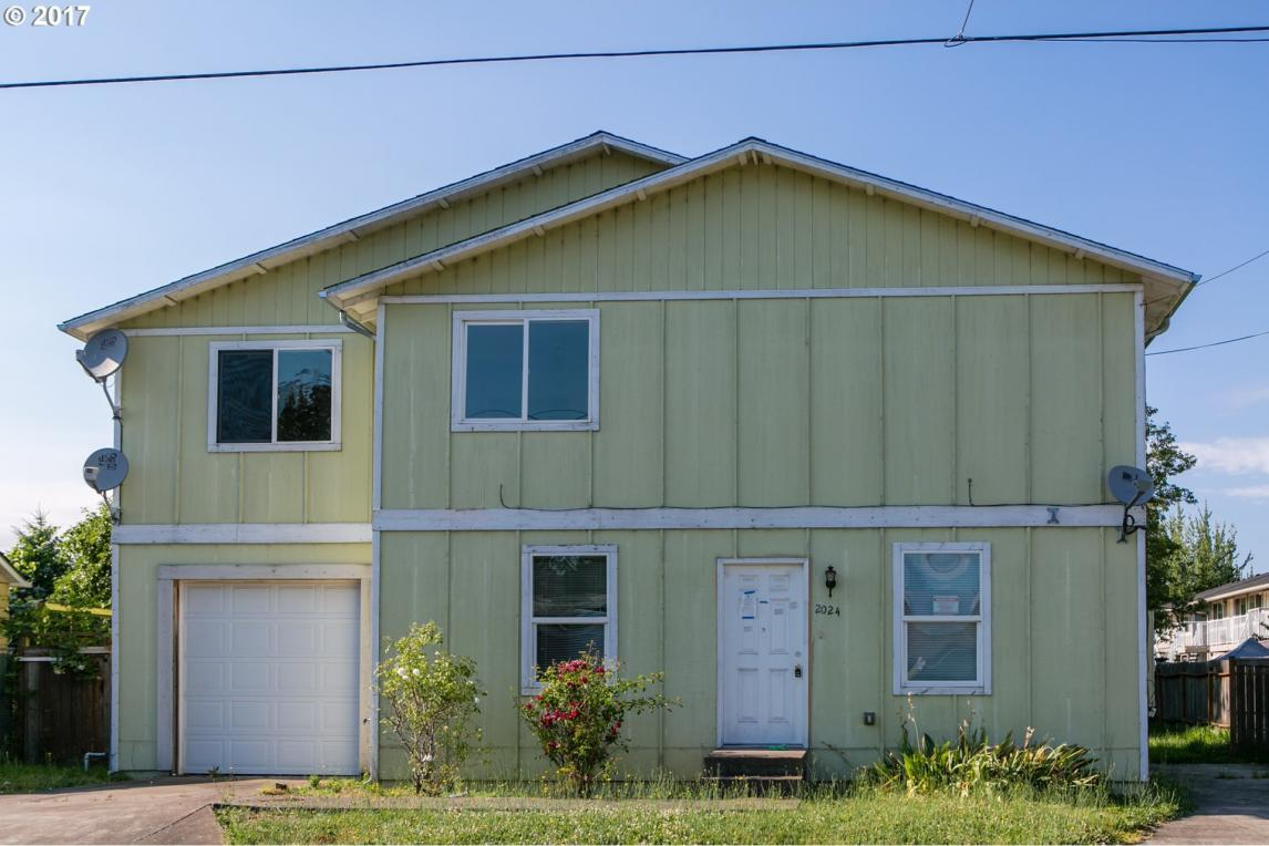 2024 L St, Springfield, OR 97477