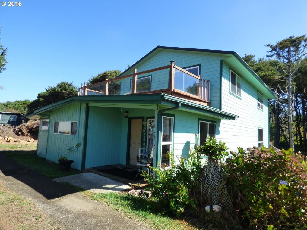 7536 NW Finisterre Ave, Yachats, OR 97498