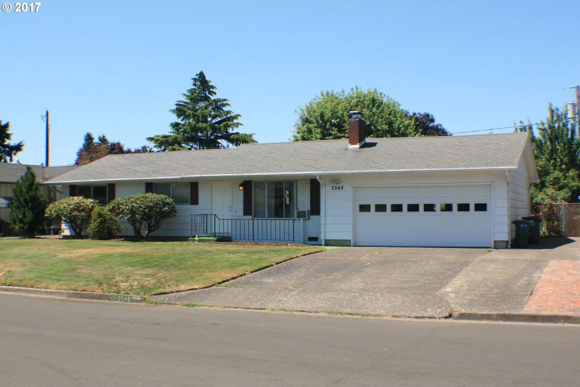 2548 16th Street, Springfield, OR 97477