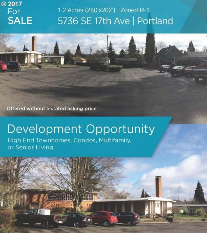 5736 SE 17th Ave, Portland, OR 97202
