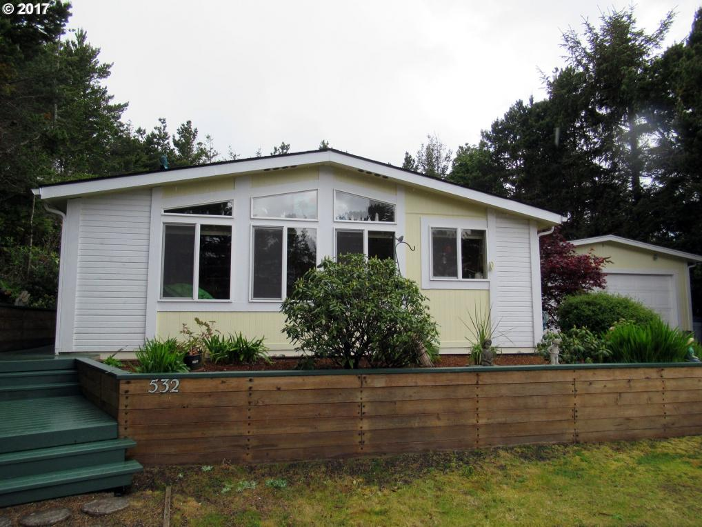 1601 Rhododendron Dr Spac #532, Florence, OR 97439