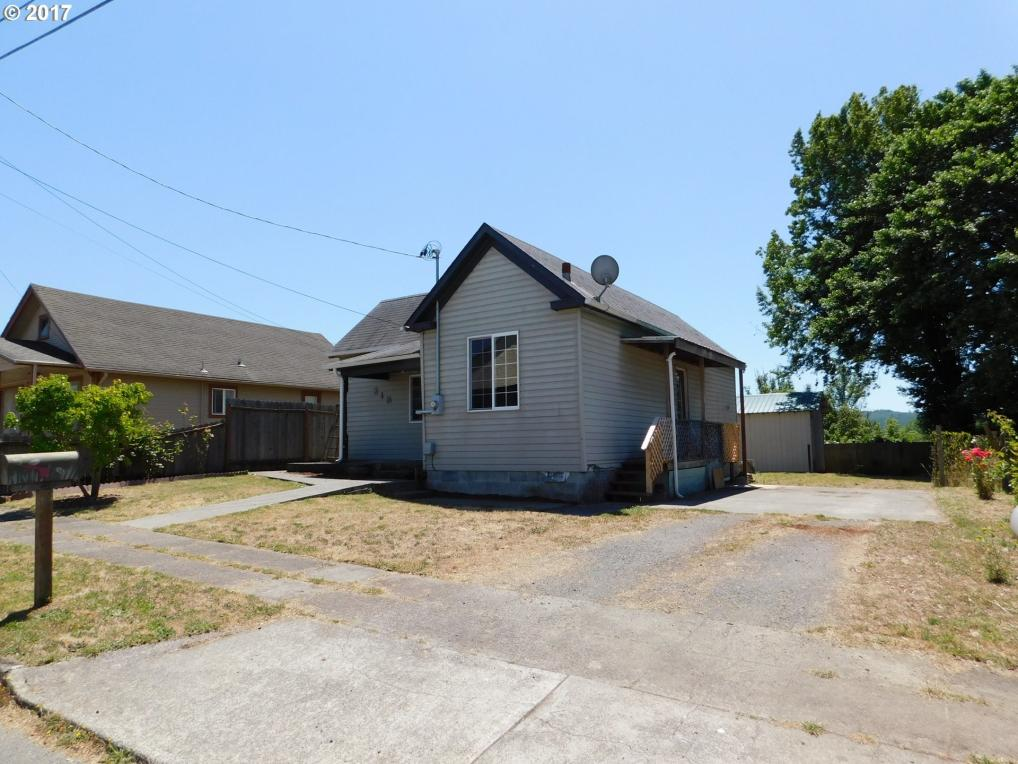 218 Maple, Myrtle Point, OR 97458