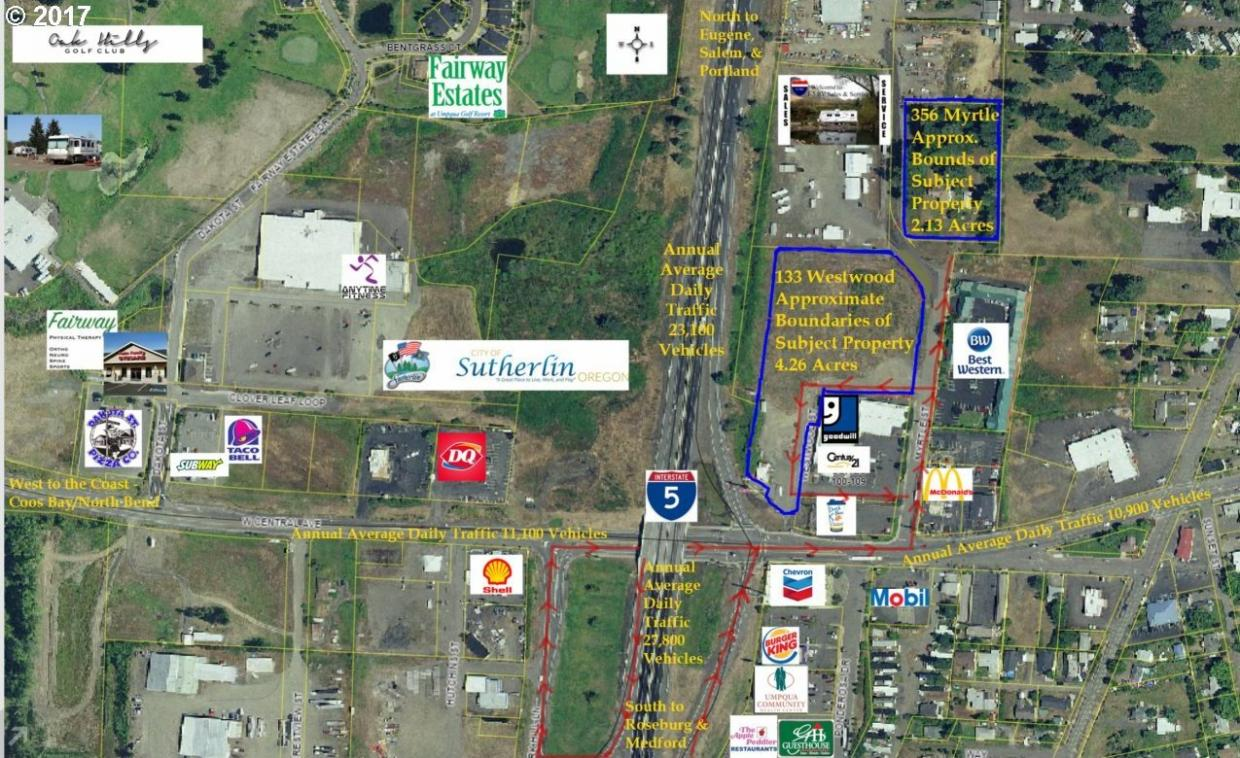 356 Myrtle St, Sutherlin, OR 97479