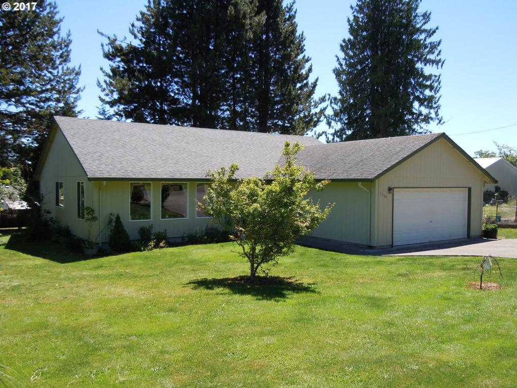 1082 2nd Ave, Vernonia, OR 97064