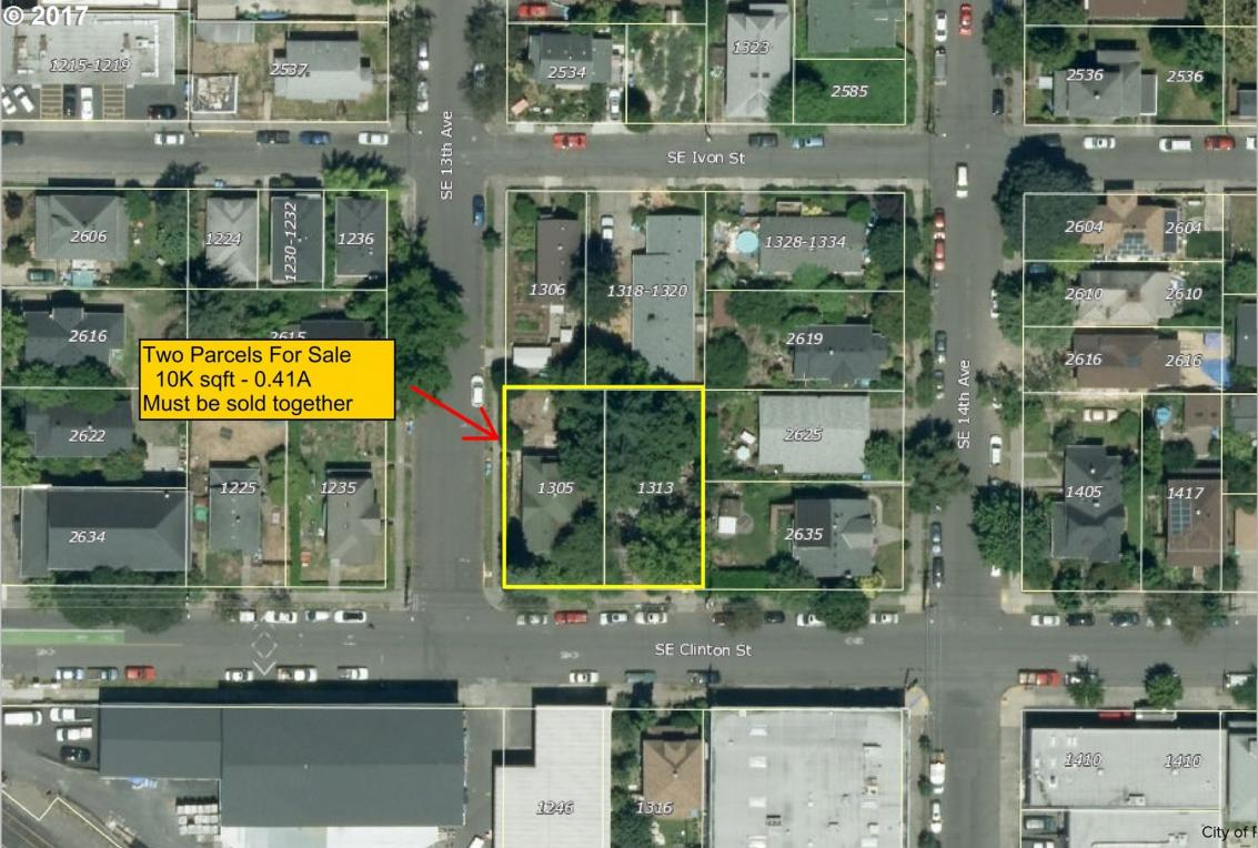 1305 SE Clinton St, Portland, OR 97202