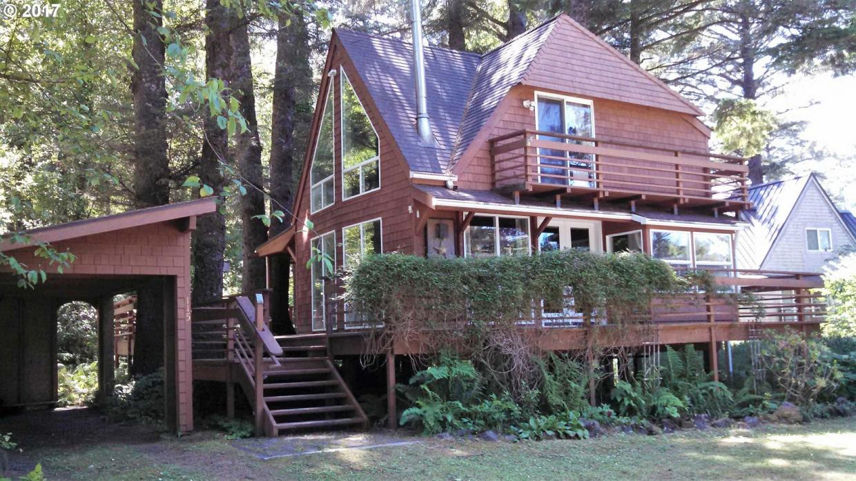 115 Hills Ln, Cannon Beach, OR 97110