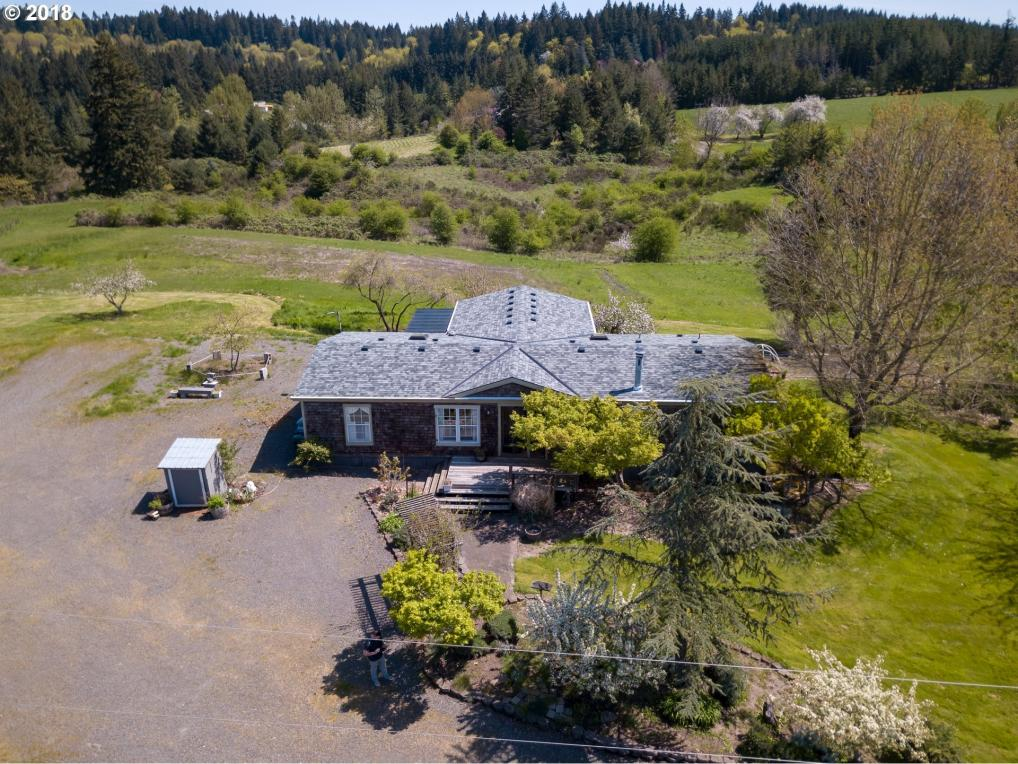 12587 S Union Hall Rd, Canby, OR 97013