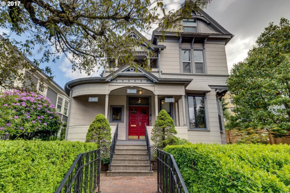 2166 NW Flanders St, Portland, OR 97210