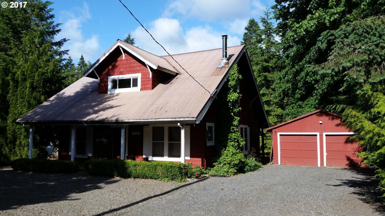 27940 NW Timber Rd, Timber, OR 97144