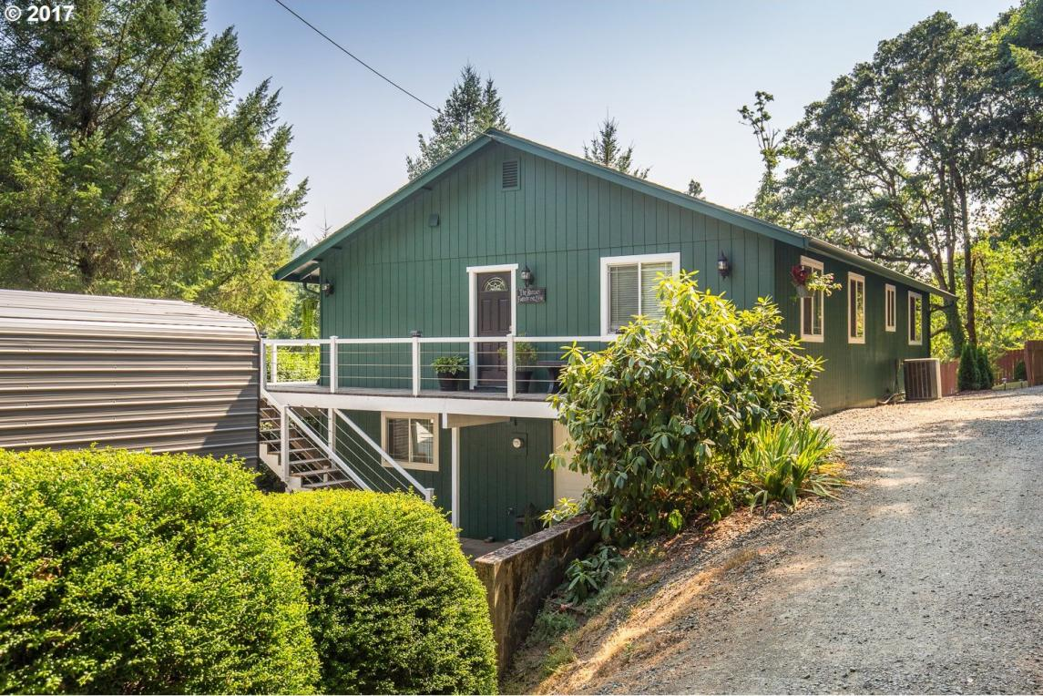 1680 Curtin Rd, Cottage Grove, OR 97424
