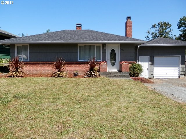 1632 S 17th, Coos Bay, OR 97420