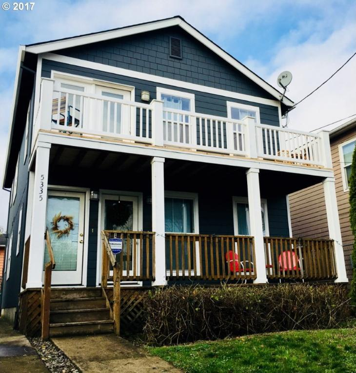 5335 NE 14th Pl, Portland, OR 97211