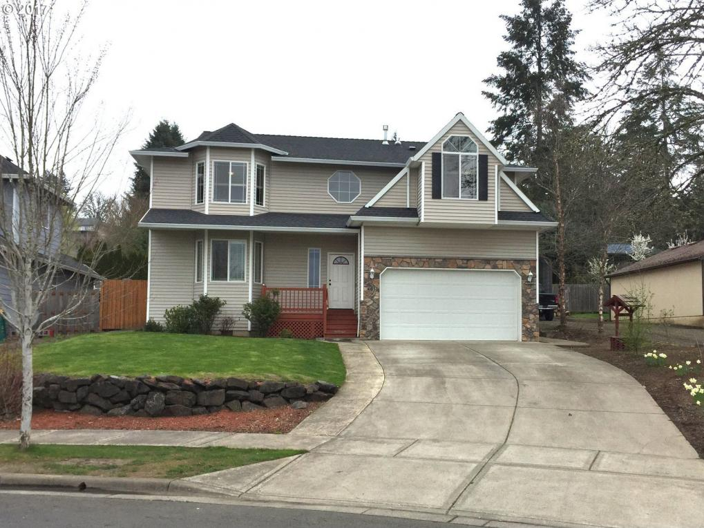 405 Blue Jay Ave, Forest Grove, OR 97116