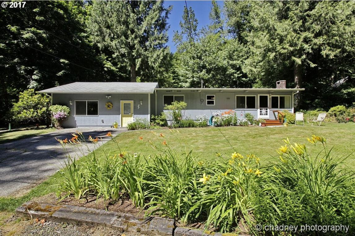 26702 E Henry Creek Rd, Rhododendron, OR 97049