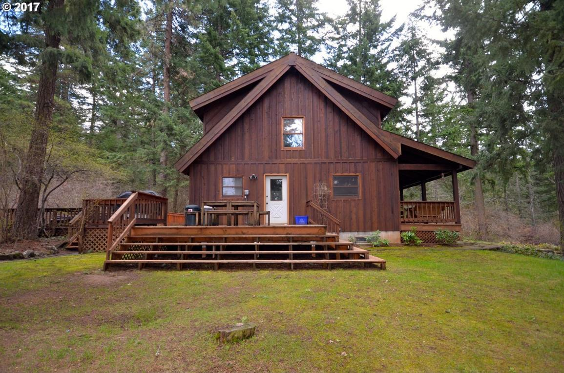4100 North Hess Rd, Mt Hood Prkdl, OR 97041