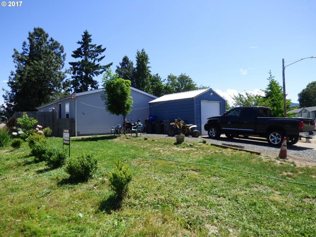 485 48th St, Springfield, OR 97478