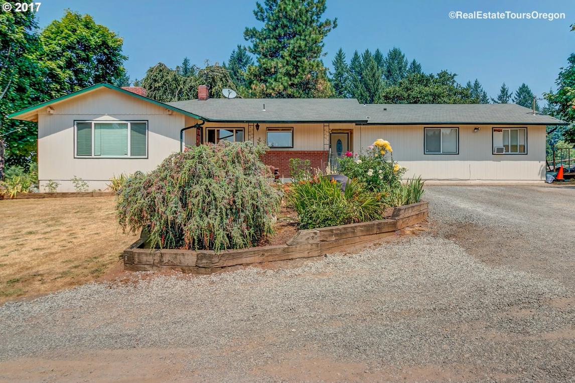 30377 S Grays Hill Rd, Colton, OR 97017