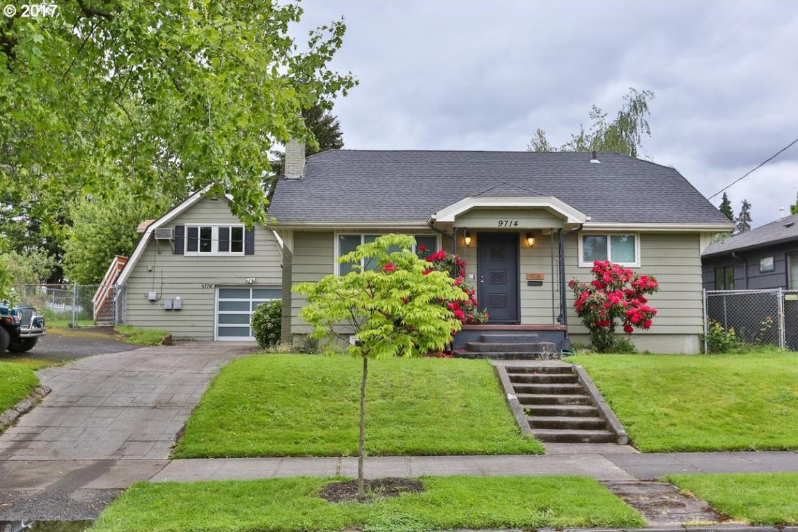 9714 N Portsmouth Ave, Portland, OR 97203
