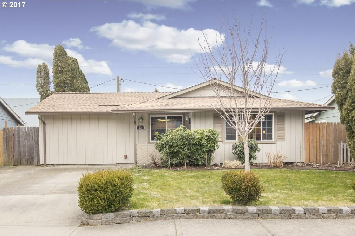 520 SE 2nd Ave, Canby, OR 97013