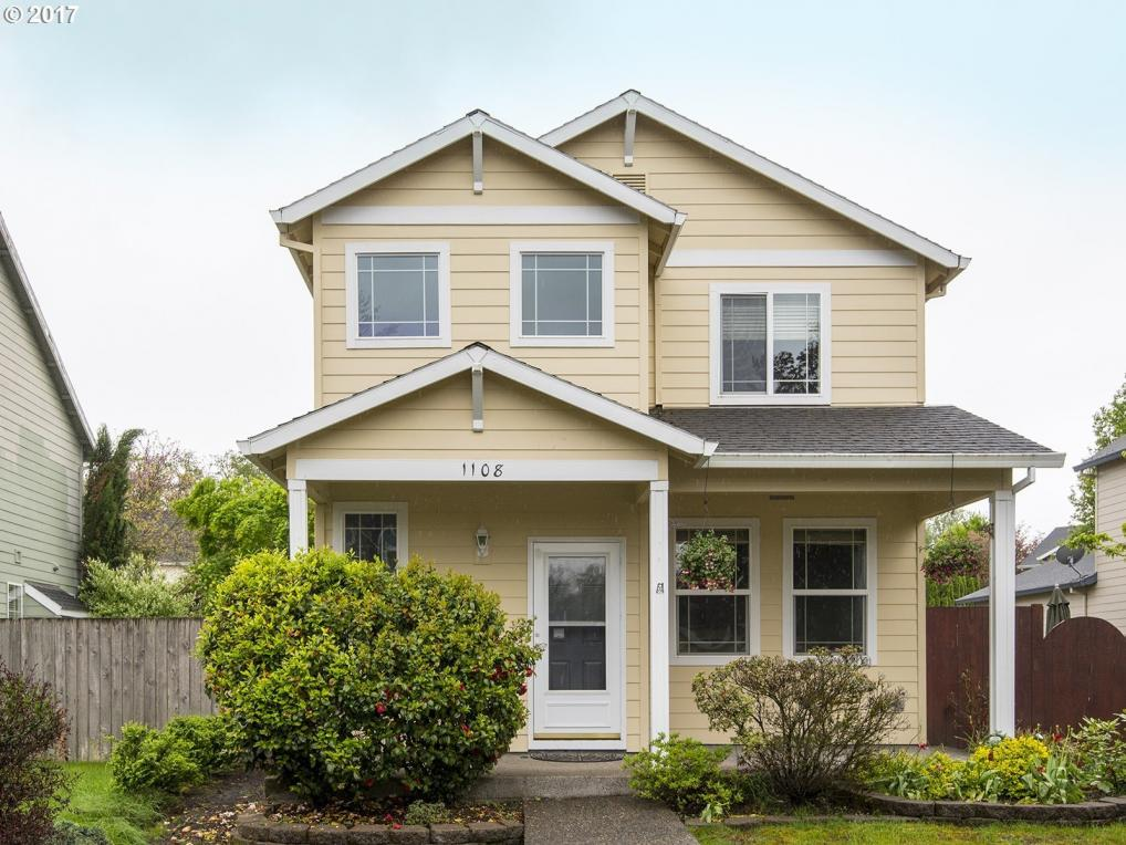 1108 33rd Pl, Forest Grove, OR 97116