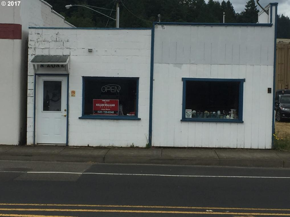116 W B Ave, Drain, OR 97435